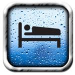 iPhoneの雨音アプリ「Sleepmaker Rain」でスムーズに眠れるようになった!