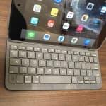 抜群の一体感!しばらくiPad mini 4でロジクールのCANVAS ik0772 bluetoothキーボードを使ってみた感想です