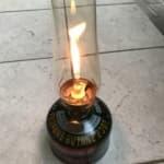 【キャンプ】ゆらゆら揺れる炎に癒される!コールマン ランタン ルミエールランタン 205588