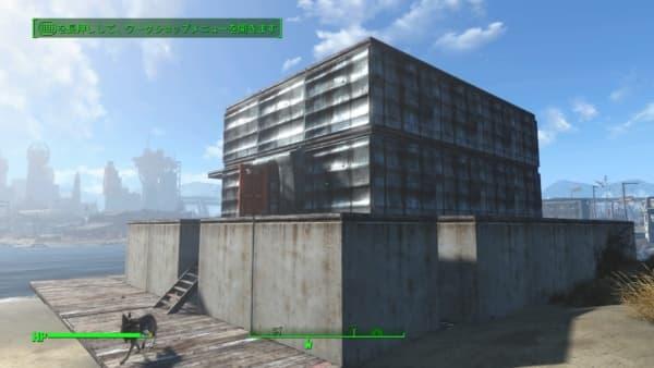 二階建てベランダ屋上付きの家