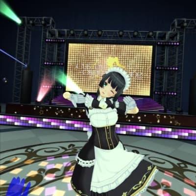 カスタムオーダーメイド3D2 体験版のダンス