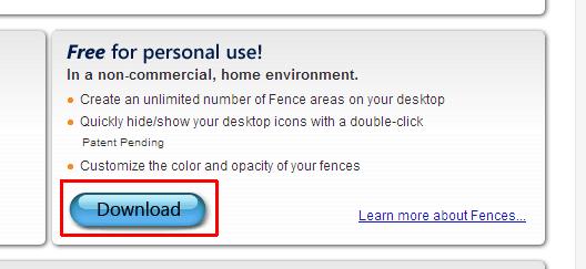 画面右下に「Free for personal use!」とある